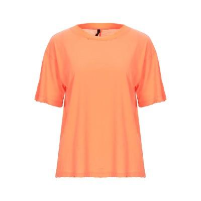BEN TAVERNITI™ UNRAVEL PROJECT T シャツ オレンジ XS コットン 100% T シャツ