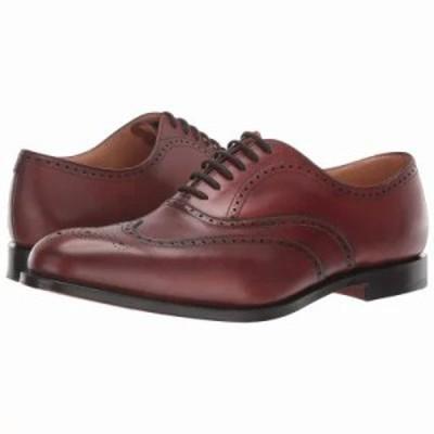 チャーチ 革靴・ビジネスシューズ Berlin Wing Tip Brandy