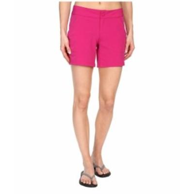 ノースフェイス レディース ハーフパンツ・ショーツ ボトムス Amphibious Shorts Fuchsia Pink (Prior Season)