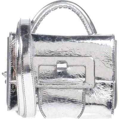 メゾン マルジェラ MAISON MARGIELA レディース ハンドバッグ バッグ handbag Silver