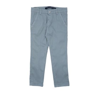 MANUELL & FRANK パンツ グレー 3 コットン 98% / ポリウレタン 2% パンツ