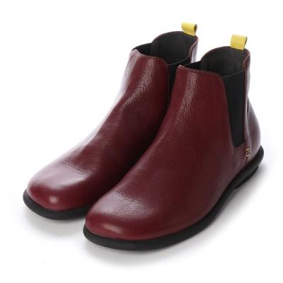 ヨーロッパコンフォートシューズ EU Comfort Shoes Benvado ショートブーツ(30010) (ワイン)