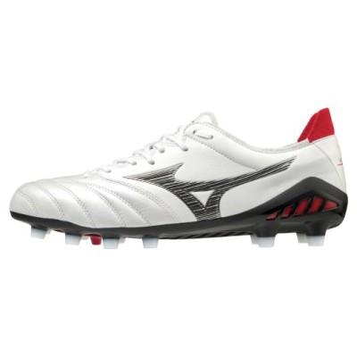 ミズノ メンズ モレリアネオIII JAPAN(サッカー)[ユニセックス] 09ホワイト×ブラック 24.5 フットボール/サッカー シューズ P1GA2080