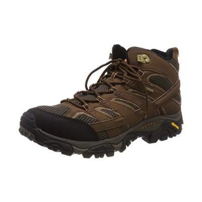 Merrell Men's Moab 2 Mid GoreTex' High Rise Hiking Boots, Brown Earth, 8.5