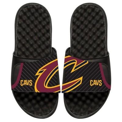アイスライド メンズ サンダル シューズ Cleveland Cavaliers ISlide Statement Jersey Split Slide Sandals