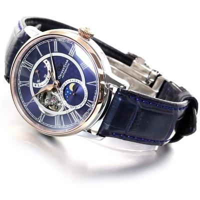 [オリエント時計] 腕時計 オリエントスター クラシック メカニカルムーンフェイズ CLASSIC MechanicalMoonphase 500本