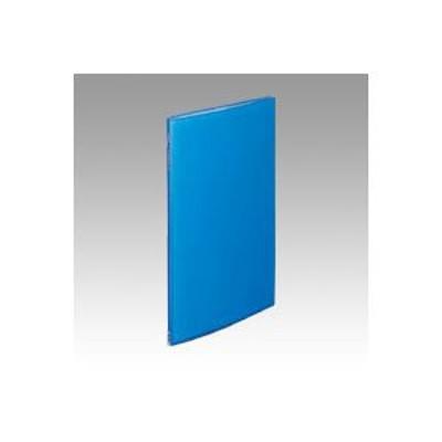 LIHIT LAB リクエスト 透明クリヤーブック A3LS ブルー 1 冊 G3133-8ブルー 文房具 オフィス 用品