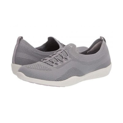 SKECHERS スケッチャーズ レディース 女性用 シューズ 靴 スニーカー 運動靴 Newbury St - Every Angle - Gray