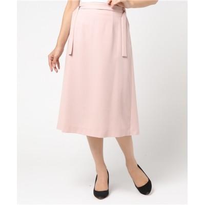 ECLIN / ジョーゼットラップスカート WOMEN スカート > スカート