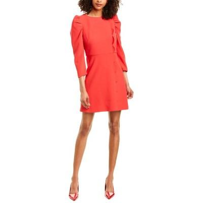 ショシャーナ ワンピース トップス レディース Shoshanna Brielle A-Line Dress red