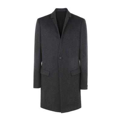 ALLSAINTS コート 鉛色 XXL ウール 100% コート