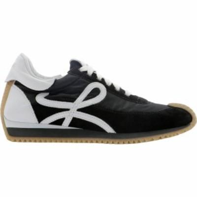 ロエベ Loewe レディース スニーカー シューズ・靴 Flow Runner sneakers Black