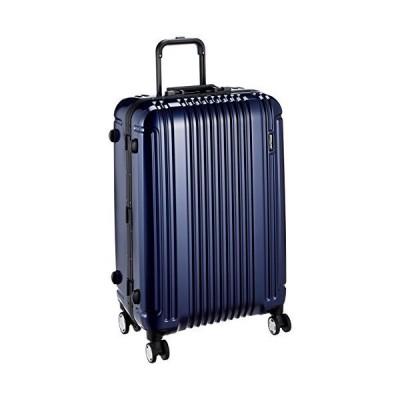 [バーマス] スーツケース フレーム プレステージ3 双輪 4輪 60281 66L 69 cm 4.7kg ネイビー