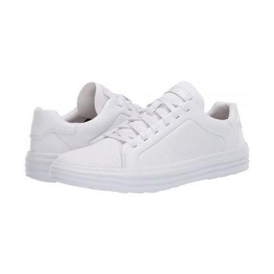 Mark Nason メンズ 男性用 シューズ 靴 スニーカー 運動靴 Bandon - White