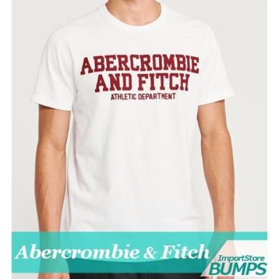 アバクロンビー&フィッチ 迷彩柄Tシャツ 半袖 メンズ ラウンドT フロック ロゴ カモフラージュ 丸首 XS〜XXL 新作 アバクロ