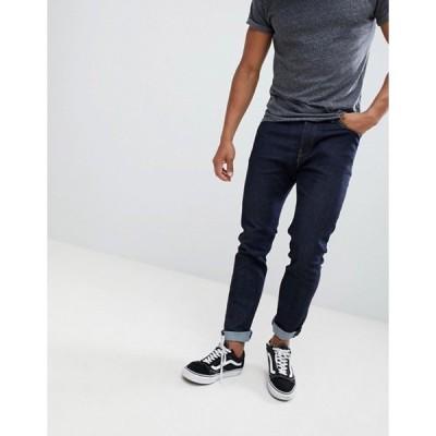 リーバイス メンズ デニムパンツ ボトムス Levi's 510 skinny fit standard rise jeans cleaner indigo wash