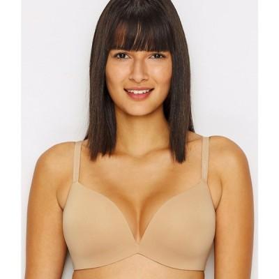 カルバンクライン Calvin Klein レディース ブラジャーのみ インナー・下着 form wire-free push-up bra Bare