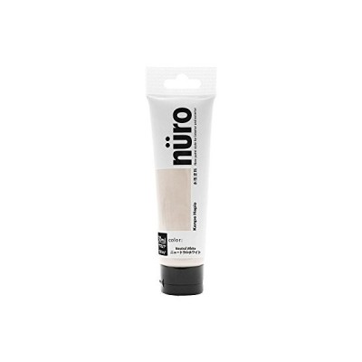 カンペハピオ(Kanpe Hapio) 水性工作用多用途塗料 ヌーロ ニュートラルホワイト 30ML