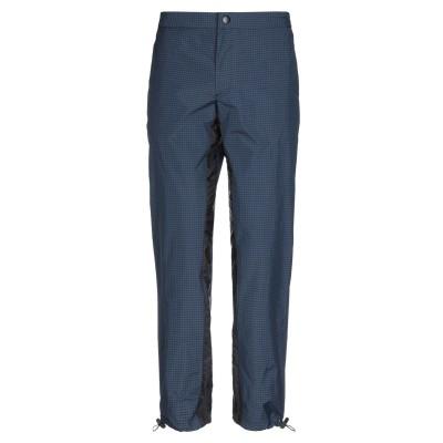 プラダ PRADA パンツ ブルー 44 ナイロン 100% パンツ