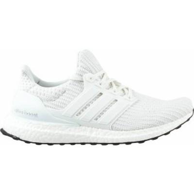 アディダス メンズ スニーカー シューズ adidas Men's Ultraboost Running Shoes White