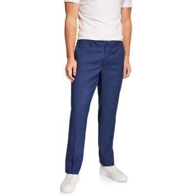 インコテックス メンズ カジュアルパンツ ボトムス Men's Super-Light Tech-Wool Pants