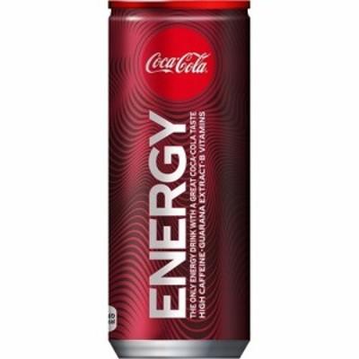 コカ・コーラ エナジー 缶(250ml*30本入)[炭酸飲料]