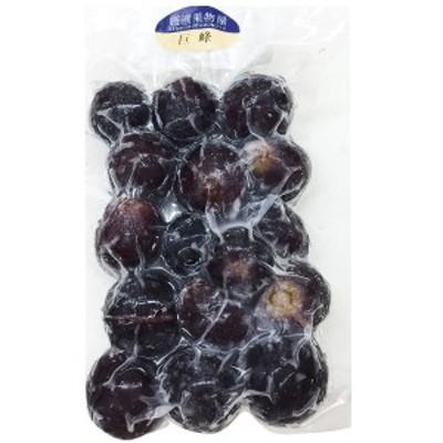 国産 冷凍巨峰 4袋 詰合せ 巨峰 ぶどう フルーツ 冷凍 NORUCA