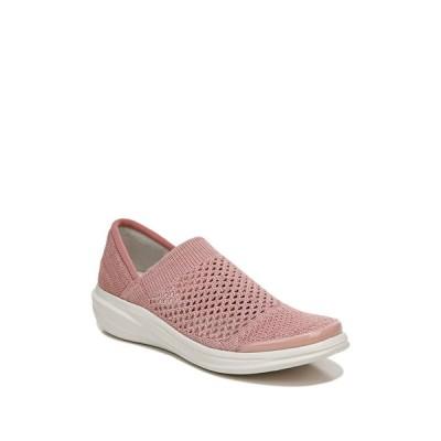 ビジーズ レディース スニーカー シューズ Charlie Knit Slip-On Sneaker ROSE