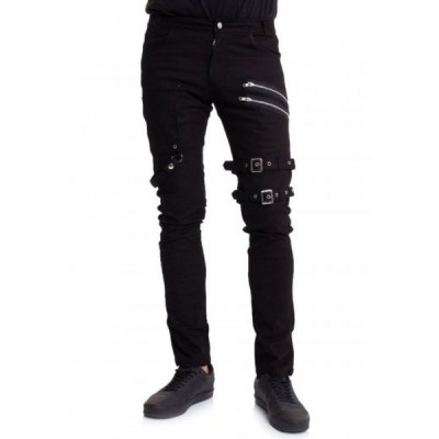 ヴィクシン Vixxsin メンズ ボトムス・パンツ - Icebreaker Black - Pants black