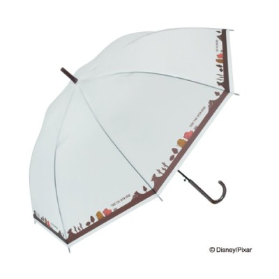 sekizawa ビニール傘 / Disney/カーズ 乳白色 乳白色