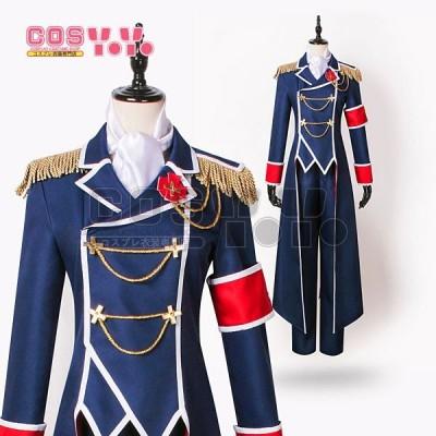 Re:ゼロから始める異世界生活リゼロ クルシュ・カルステン 軍服 コスプレ衣装_[1155]