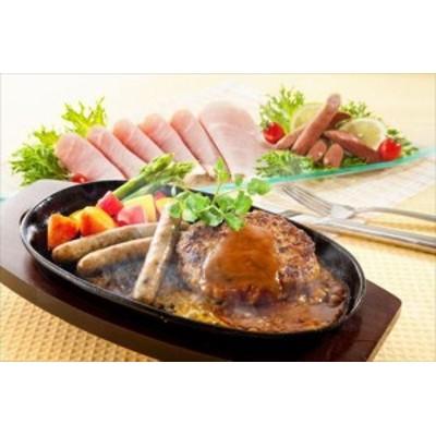 ハム ウインナー 肉加工品 ギフト セット 詰め合わせ 贈り物 贈答 産直 大阪 「夢一喜フーズ工房」 ハム・ウインナー詰合せ 内祝い 御