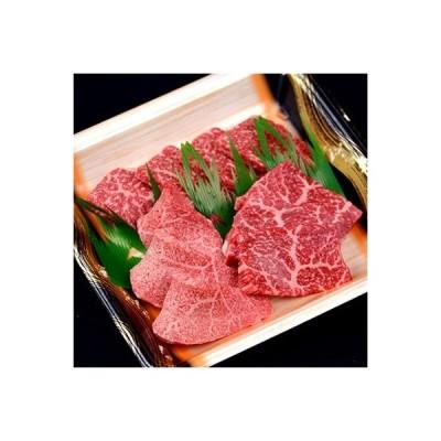 北栄町 ふるさと納税 鳥取和牛赤身焼肉盛り合わせ 約500g