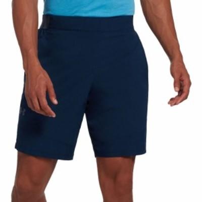 アンダーアーマー Under Armour メンズ ショートパンツ ボトムス・パンツ Vanish Woven Shorts Academy/Pitch Gray