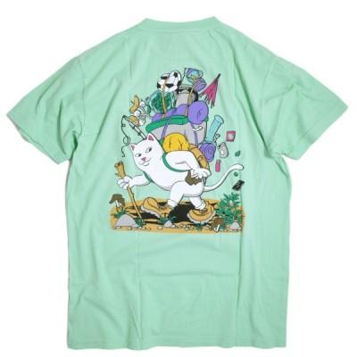 リップンディップ ハイカー ナーム Tシャツ ミント メンズ/レディース/半袖Tシャツ
