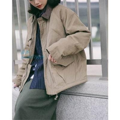 人気急上昇 ジャケット トレンチコート 暖かい アウター ミリタリー 冬 コート 秋 着痩 大きいサイズ ショート おしゃれ 通勤 レディース