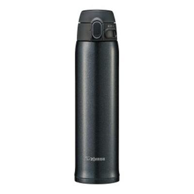 象印 水筒 ワンタッチ ステンレスマグ 600ml ブラック SM-TA60-BA