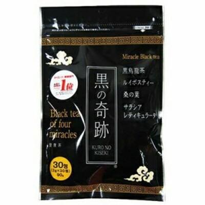黒の奇跡 90g *マルマン 健康茶
