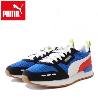 PUMA プーマ R 78  373117 03 ブルー (メンズ)ローカットシューズ