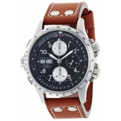 腕時計 ハミルトン メンズ Hamilton Khaki X-Wind Automatic Mens Watch - H77616533