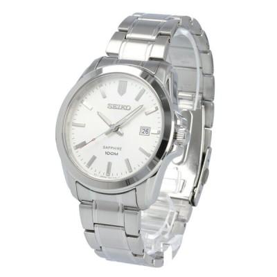 SEIKO セイコー 腕時計 時計 クオーツ メンズ アナログ サファイアガラス 防水 カジュアル シンプル ビジネス 仕事 就活 SGEH45P