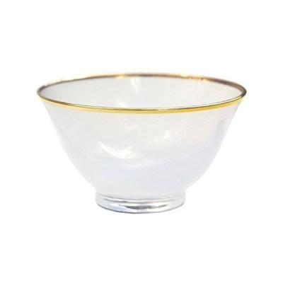 東洋佐々木ガラス 冷酒グラス ホワイト 70ml 趣味の器 杯 ハンドメイド 日本製 10313OP-504