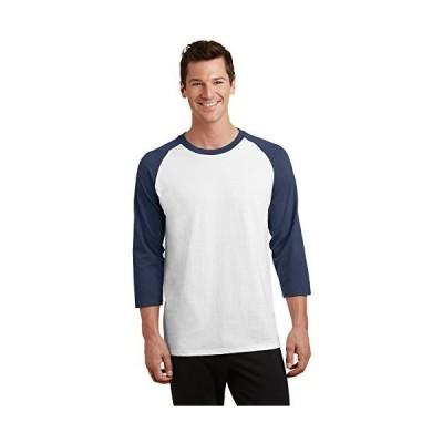 Port & Company SHIRT メンズ US サイズ: 5L カラー: ホワイト