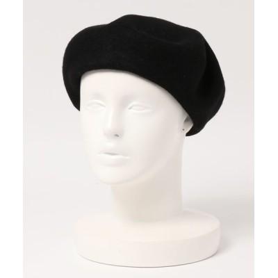 12Twelve Agenda / ウールベレー WOMEN 帽子 > ハンチング/ベレー帽