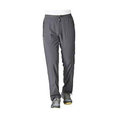 メンズ 夏用 軽量 通気性 カジュアル ハイキング ランニング パンツ アウトドア スポーツ 速乾 ズボン(
