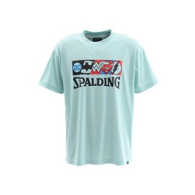 スポルディング(SPALDING) Tシャツ ジャスティスリーグ キャラクターズ SMT200460 (メンズ)
