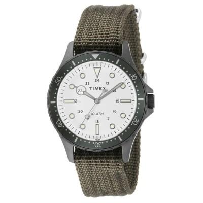 アウトドアウォッチ・時計 タイメックス ネイビー XL グリーン