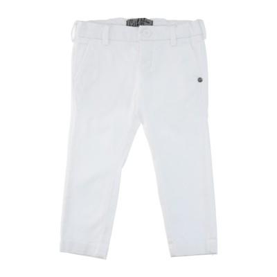 CF 12 Milano パンツ ホワイト 24 コットン 97% / ポリウレタン 3% パンツ