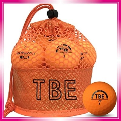 【FST限定モデル】トビエモン(TOBIEMON) ゴルフボール TOBIEMON 視認性抜群! 蛍光マットカラーゴルフボール R&A公認球