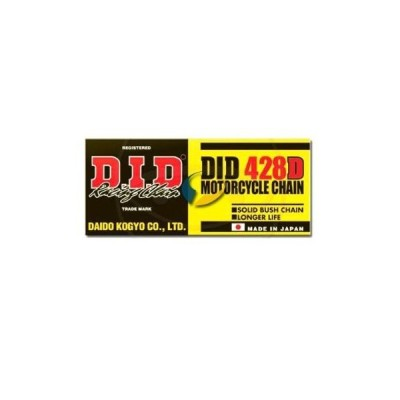 DID 428D-108RB (クリップ式)